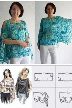 Fantastic 50 Sewing tutorials tips are offered on our web pages. Read more and … Tunic Sewing Patterns, Sewing Blouses, Clothing Patterns, Dress Patterns, Sewing Lace, Pattern Sewing, Coat Patterns, Vintage Sewing, Fashion Sewing