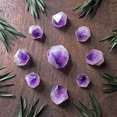 Rare amethyst from Morocco & many more natural crystals are available at Stella Terra!