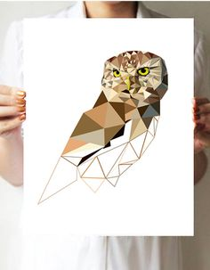 Hey, I found this really awesome Etsy listing at https://www.etsy.com/listing/205612457/sale-geometric-bird-art-print-8x10-or