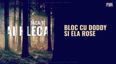 Adevarate versuri #C <3 BLOC cu Doddy si Ela Rose - Daca tu ai pleca (Official Single)