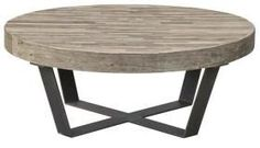 Meuble Table basse ronde MOZAIK - Mobilier Tables basses Signature