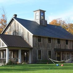 Barn House Design, Pictures, Remodel, Decor and Ideas