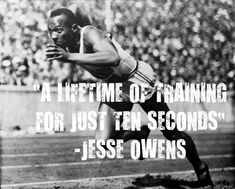Running Quote Jesse Owens 1. Picture Quotes.