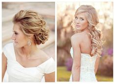 Lovely and Romantic Bridal Hairstyles | Planet of Women- Health, Fashion & Beauty