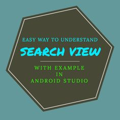 In provide search user where users can enter a search query and then submit a to search provider. It shows a list of query suggestions or results if available and allow the users to pick a suggestion or result to launch into. Android Studio, Android Developer, User Interface, Resume, Search, Searching, Cv Design