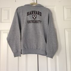 Harvard University sweatshirt Perfect condition Harvard sweatshirt. It is a kids XL, which is adult S. Sweaters