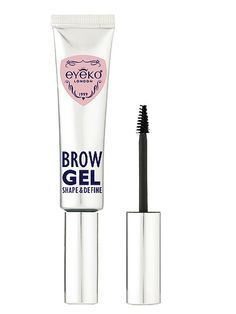 """#CosmoBestBeautyBuy Eyeko Brow Gel """"The keratin-rich formula helps thicken your brows and the super-small brush means you can get precise with applying it. Pretty much all you need to work this season's big brow trend!."""""""