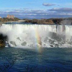 niagra falls <3