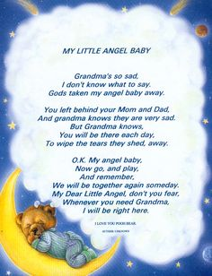 Loss of Baby Girl Poems from grandma Baby Loss Poems, Baby Girl Poems, Angel Baby Quotes, Grandson Quotes, Miscarriage Awareness, Miscarriage Remembrance, Happy Birthday In Heaven, Heaven Poems, Grief Poems
