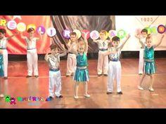 Sevimli Dahiler Sınıfı Modern Dans Gösterisi videosu / Gösteri TV / Müsamere TV