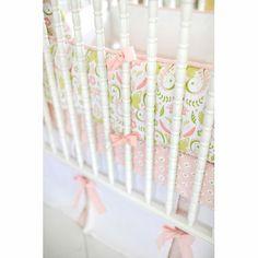 Love Song Crib Bedding Set