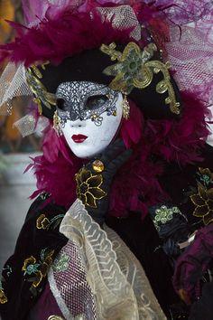 Carnevale di Venezia by Mauro Valdameri