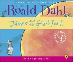 james and the giant peach (unabridged): 9780141807751: Amazon.com: Books