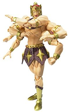 SH Figuarts Kinnikuman Ashuraman 155mm ABS PVC painted action figure ** Visit the image link more details.