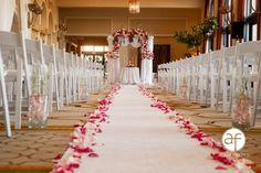 Westin Lake Las Vegas Wedding   Indoor Wedding Ceremony
