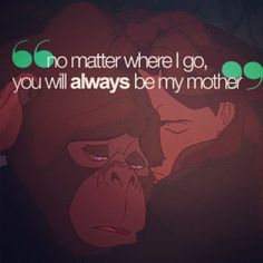 I've only the Disney version of Tarzan once in my 7th grade Spanish class - in Spanish but it still made me tear up :)