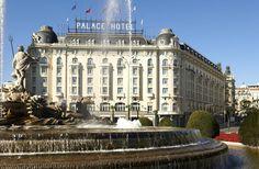 Westin Palace Hotel - Madrid #HotelDirect info: HotelDirect.com