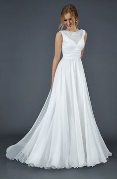 Matrimonio.it | #Atelier Emé; 2016 - modello Milena #abito #sposa #weddingdress #dress