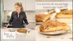 Ma recette parfaire de galette de rois Anne-Sophie le meilleur pâtissier Biscuits, Camembert Cheese, Caramel, French Toast, Anne Sophie, Breakfast, Desserts, Food, Youtube