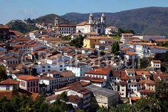 town of ouro preto minais Gerais