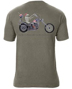 Chopper Dog T-Shirt