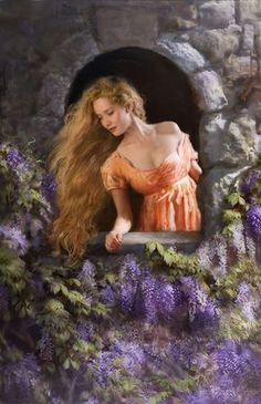 James Griffin, artist, 'Once Upon a Tower', author, Eloisa James James Griffin, Raindrops And Roses, Romance Novel Covers, Montage Photo, Fantasy Photography, Foto Art, Book Cover Art, Art Plastique, Beautiful Paintings