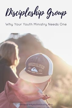 Don't have a Discipleship Group in your youth ministry? Here's 5 reasons why you NEED one. Tansquared Youth Ministry