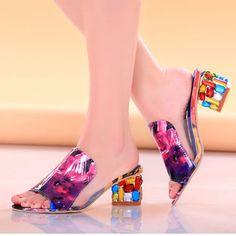 $28.53 (Buy here: https://alitems.com/g/1e8d114494ebda23ff8b16525dc3e8/?i=5&ulp=https%3A%2F%2Fwww.aliexpress.com%2Fitem%2F2016-summer-open-toe-High-Heels-Sandals-spring-sweet-women-s-thick-heel-shoes-fashion-Women%2F32613994712.html ) 2016 summer open toe High Heels Sandals spring sweet women's thick heel shoes fashion Women Casual Shoes HOT Shoes Woman #D99 for just $28.53