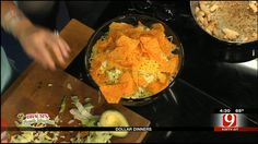 Dollar Dinners: Chicken Taco Salad - News9.com - Oklahoma City, OK - News, Weather, Video and Sports |