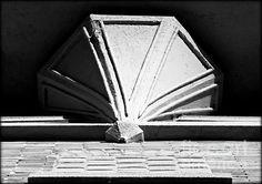 Building Petals - photograph by James Aiken. Fine art prints for sale. #architecturaldetails #highcontrast #fineartprints