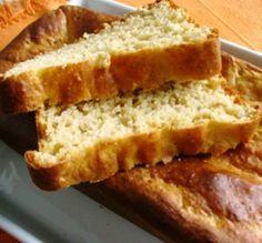 Pão caseiro de liquidificador, prático e delicioso