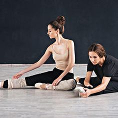 This is not your typical ballet- and Pilates-inspired workout class.