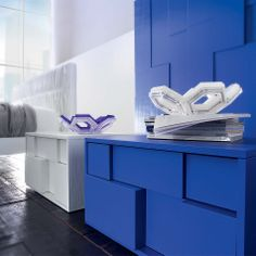 Chest of drawers Manhattan by Favero. Contemporary design.