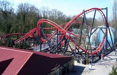 The formule x is a coaster in the Netherlands drievliet catagory: race