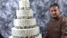 Известный российский кондитер приготовит трехметровый торт в честь дня Астаны