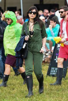 Pin for Later: Seht alle Stars beim Glastonbury Festival Daisy Lowe