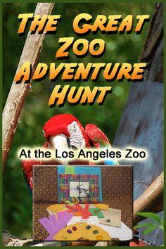 Scavenger Hunt - Zoo Montana Adventure Hunt - The Great Zoo Adventure Hunt Tulsa Zoo, Indianapolis Zoo, Detroit Zoo, Louisville Zoo, Cincinnati Zoo, Dallas Zoo, Denver Zoo, Zoo Scavenger Hunts, Chattanooga Zoo