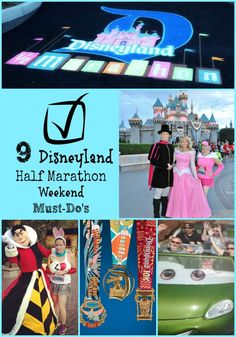 9 Disneyland Half Marathon Weekend Must-Do's
