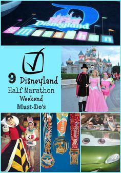 9 Disneyland Half Marathon Weekend Must-Do's