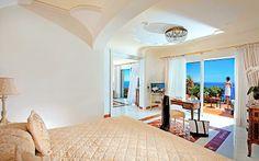 Grand Hotel Quisisana, Capri Italy