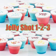 Jelly Shot Test Kitchen: Search results for Cherry