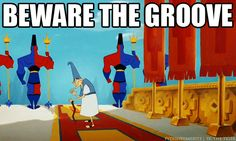 Some one always throws my groove off. The trick is to find a new groove. =D