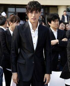 Ricky Kim. Half American and half Korean. Mixed babies. Gorgeous. Ugh. /swoon!