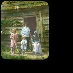 Mountain Womanhood, ca. 1900-1915 - Kentucky Digital Library