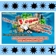 Win a Trip for 2 to Las Vegas Viva Las Vegas Giveaway Ends January 31 2013