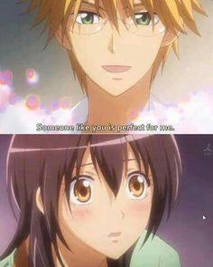 Me Anime, Anime Love, Anime Guys, Mikasa, Best Romantic Comedy Anime, Maid Sama Manga, Usui, Kaichou Wa Maid Sama, A Silent Voice