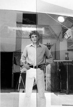 David Hemmings as Thomas -Blow-Up -directed by Michelangelo Antonioni -1966