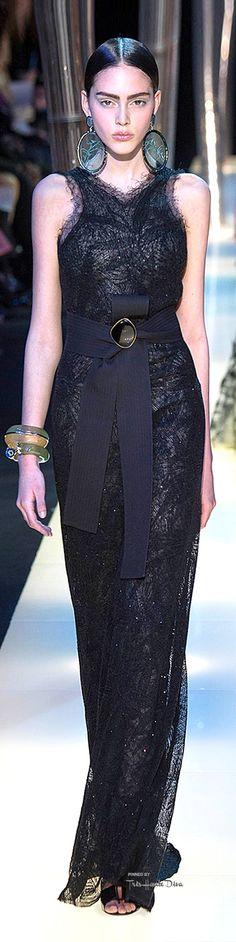Armani Privé Spring 2015 Couture ♔THD♔