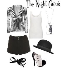 """Isobel Martin [The Night Circus]"" by bree-ezell on Polyvore"