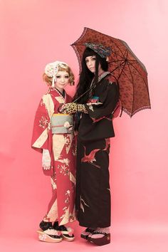 Facebook Dali 着物   ダリヘアデザインの乙女なお着物 poses and kimonos